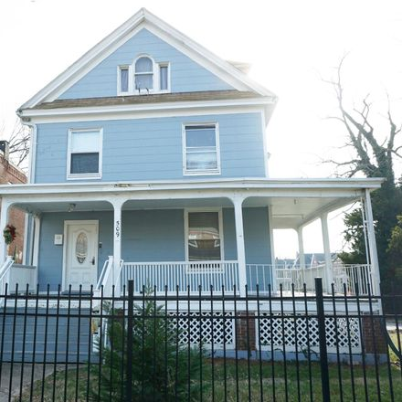 Rent this 5 bed house on 509 East 38th Street in Baltimore, MD 21218