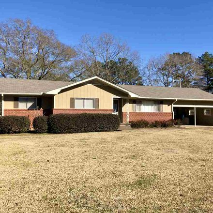 Rent this 3 bed house on 111 Mathis Road in Crystal Springs, MS 39059