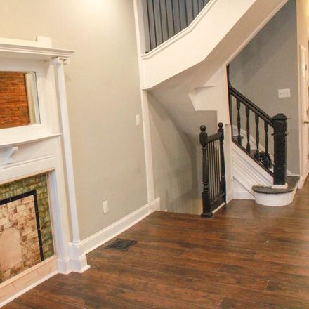 Rent this 4 bed townhouse on 2816 Parkwood Avenue in Baltimore, MD 21217