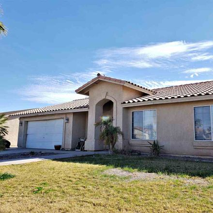 Rent this 4 bed house on 41st St in Yuma, AZ