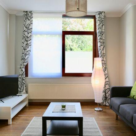 Rent this 1 bed apartment on Chaussée de Boondael - Boondaalse Steenweg 525 in 1050 Ixelles - Elsene, Belgium