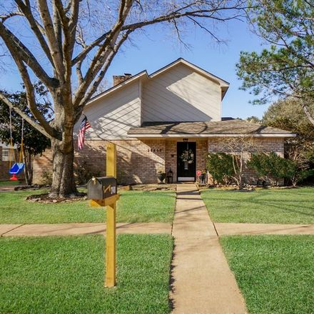 Rent this 3 bed house on 21410 Park Royale Dr in Katy, TX