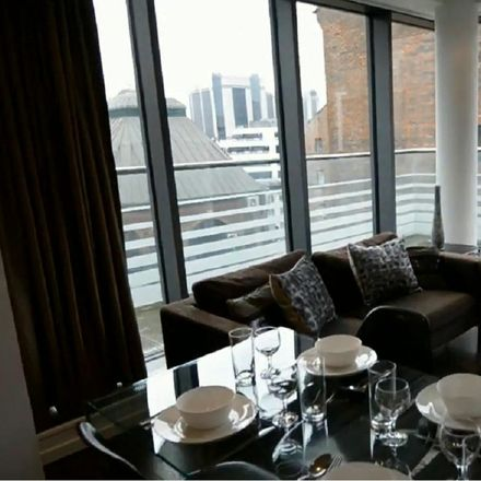 Rent this 2 bed apartment on 8-9 Harbour Exchange in Telecity / Bank of New York Harbour Exchange Square, London E14 9HF