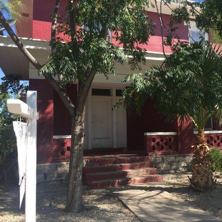 Rent this 1 bed apartment on 1309 East Rio Grande Avenue in El Paso, TX 79902