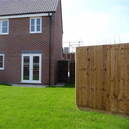 Rent this 3 bed house on Kinross Way in Hinckley and Bosworth LE10 0WF, United Kingdom