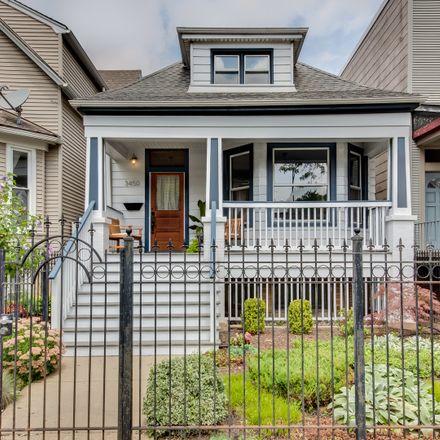 Rent this 4 bed house on 3450 West Wrightwood Avenue in Chicago, IL 60639