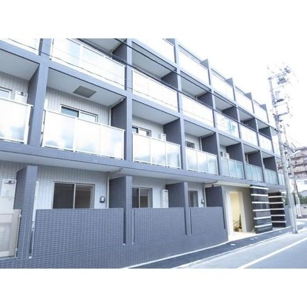 Rent this 0 bed apartment on Hasune in Itabashi, 174-0046