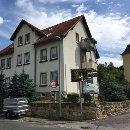 Rent this 1 bed apartment on Bannewitzer Straße 45 in 01705 Freital, Germany