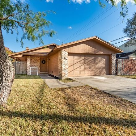 Rent this 3 bed house on 5814 Crestmore Drive in Corpus Christi, TX 78415