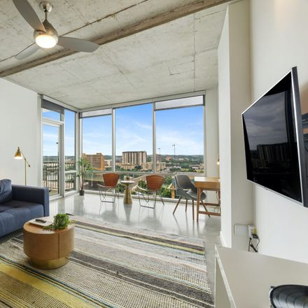 Rent this 1 bed apartment on 201 Nueces Street in Austin, TX 78701