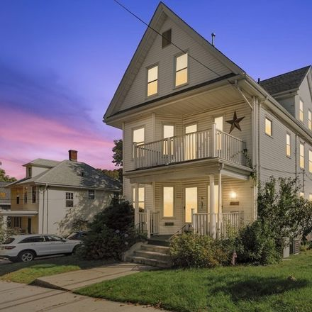Rent this 2 bed condo on 72;74 Mount Vernon Street in Arlington Heights, Arlington