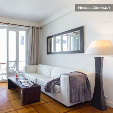Rent this 2 bed apartment on Le Panoramic II in Avenue des Baumettes, 06046 Nice