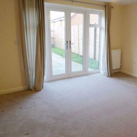 Rent this 3 bed house on 26 Gascoigns Way in Filton BS34 5BY, United Kingdom