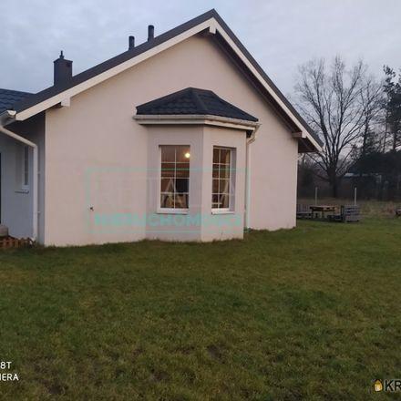 Rent this 4 bed house on Generała Franciszka Kleeberga 68 in 96-313 Jaktorów Kolonia, Poland