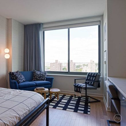 Rent this 1 bed apartment on Journal Squared in Pavonia Avenue, Jersey City
