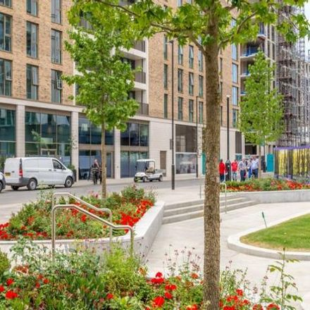 Rent this 1 bed apartment on John Cabot House in Clipper Street, London E16 2YW