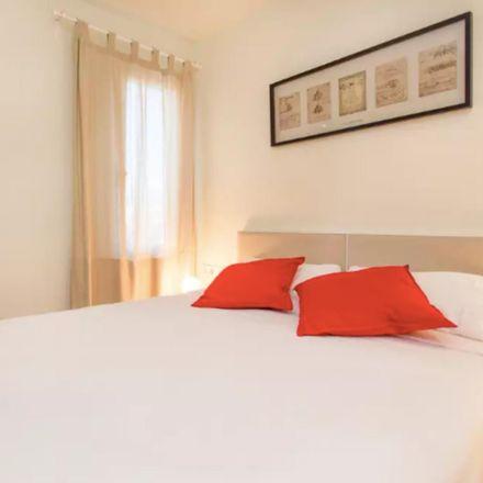 Rent this 3 bed apartment on El jardi de Sants in Passeig de Sant Antoni, 08001 Barcelona