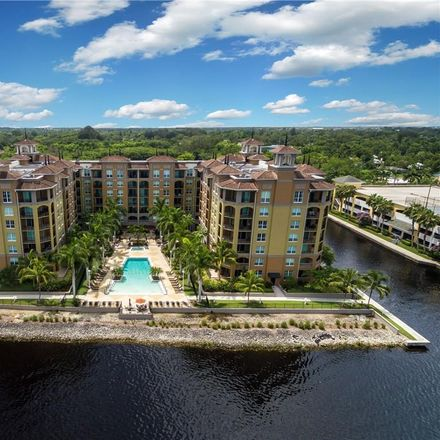 Rent this 2 bed condo on Alta Mar Condominium in 2825 Palm Beach Boulevard, Fort Myers