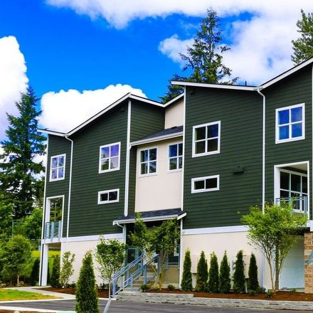 Rent this 1 bed apartment on Falling Water Boulevard East in Pierce County, WA 98391
