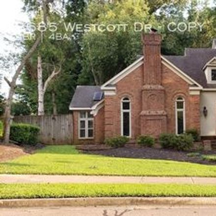 Rent this 4 bed apartment on 8709 Westcott Drive in Germantown, TN 38138