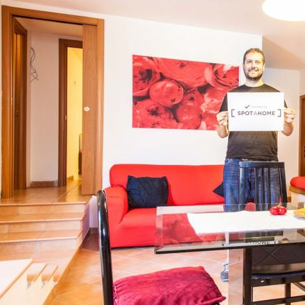 Rent this 2 bed apartment on 00118 Rome RM