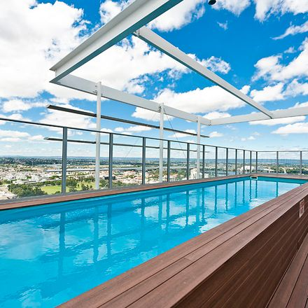 Rent this 1 bed apartment on 807/237 Adelaide Terrace