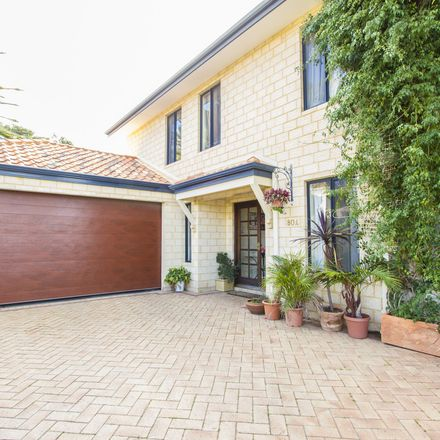 Rent this 1 bed house on Edinboro Street in Joondanna WA 6060, Australia