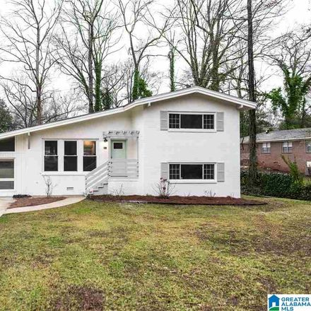 Rent this 4 bed house on 841 William Dr in Birmingham, AL