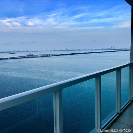 Rent this 2 bed condo on 665 Northeast 25th Street in Miami, FL 33137