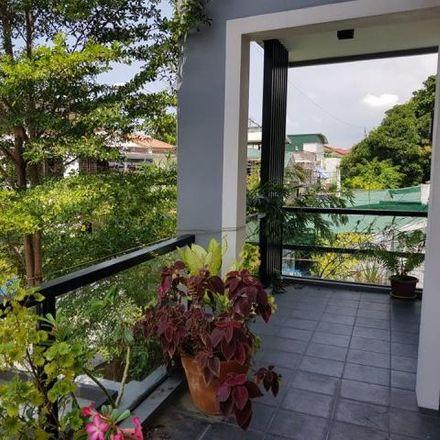 Rent this 4 bed condo on Don Bosco Barangay Hall in Ceylon, Parañaque