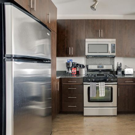 Rent this 2 bed apartment on Domain Apartments in 1389 Jefferson Street, Oakland