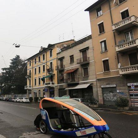 Rent this 1 bed apartment on Via Padova in 147, 20127 Milano MI