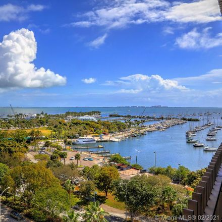 Rent this 2 bed condo on 2901 S Bayshore Dr in Coconut Grove, FL