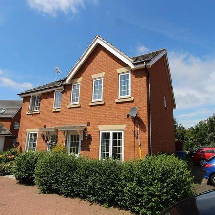 Rent this 3 bed house on Bismuth Drive in Swale ME10 5JT, United Kingdom