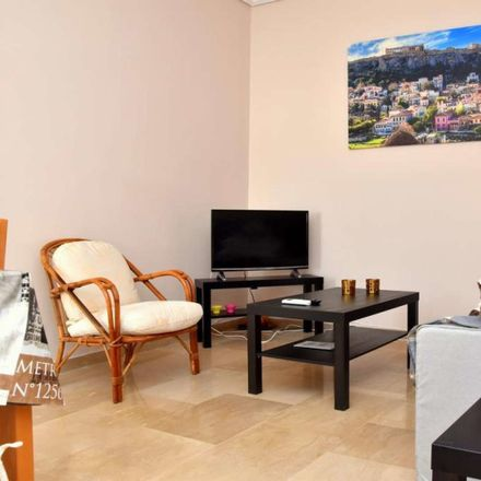 Rent this 1 bed apartment on Monemvasias in Athina 117 41, Greece