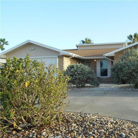 Rent this 3 bed apartment on 14109 Whitecap Boulevard in Corpus Christi, TX 78418