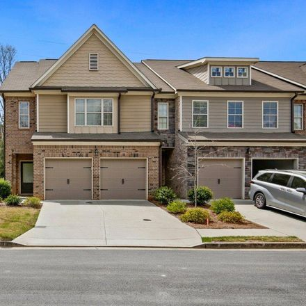 Rent this 3 bed townhouse on Suwanee