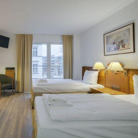 Rent this 1 bed apartment on Aparotel Berlin in Osnabrücker Straße 7, 10589 Berlin