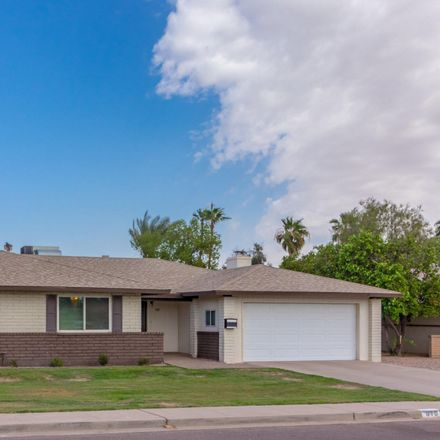 Rent this 4 bed house on 910 East Watson Drive in Tempe, AZ 85283
