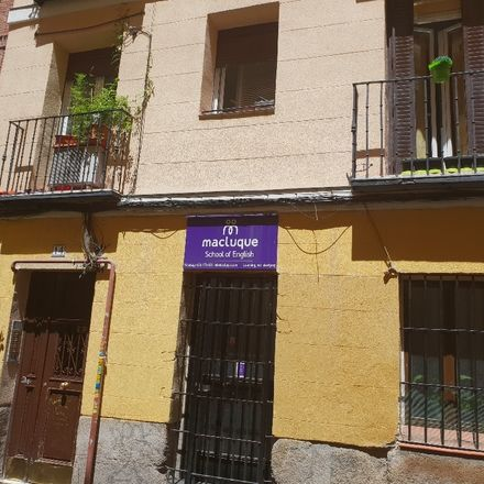 Rent this 1 bed apartment on MacLuque School of English in Calle del Tesoro, 14
