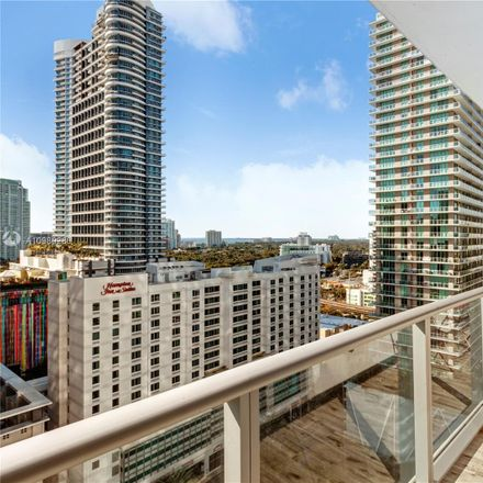 Rent this 2 bed condo on 1100 South Miami Avenue in Miami, FL 33130