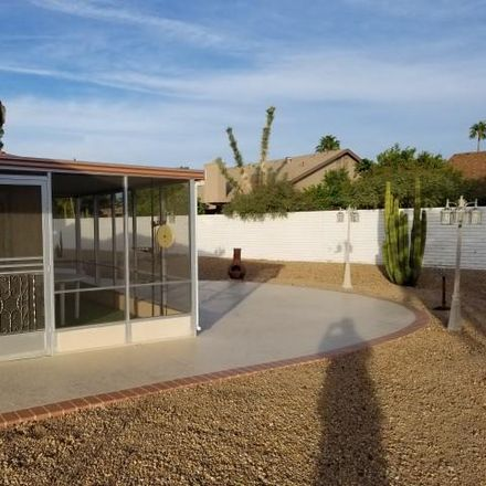 Rent this 3 bed house on 19017 N Palo Verde Dr in Sun City, AZ