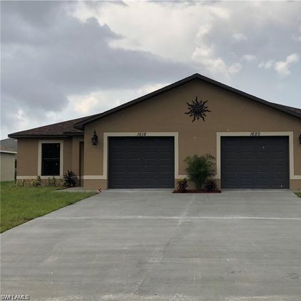 Rent this 6 bed duplex on 1630 Southwest 32nd Terrace in Cape Coral, FL 33914