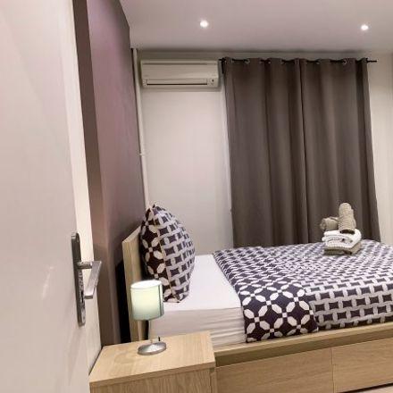Rent this 2 bed apartment on 43 Avenue de la Californie in 06206 Nice, France
