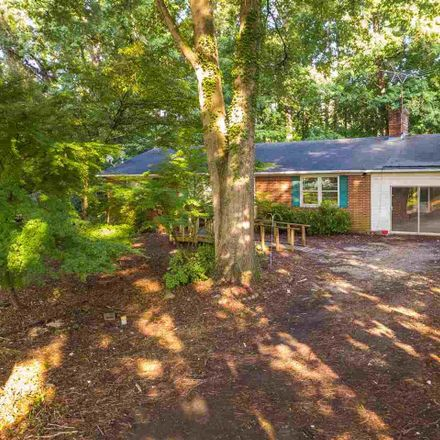 Rent this 3 bed house on Holly Springs Rd in Raleigh, NC