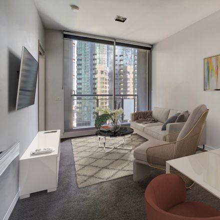Rent this 2 bed apartment on 1709/8 Franklin Street