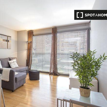 Rent this 1 bed apartment on Gran Via de les Corts Catalanes in 770, 080009 Barcelona
