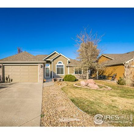Rent this 3 bed house on 4313 Onyx Place in Johnstown, CO 80534