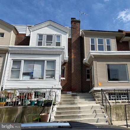 Rent this 3 bed townhouse on 7374 Wheeler Street in Philadelphia, PA 19153