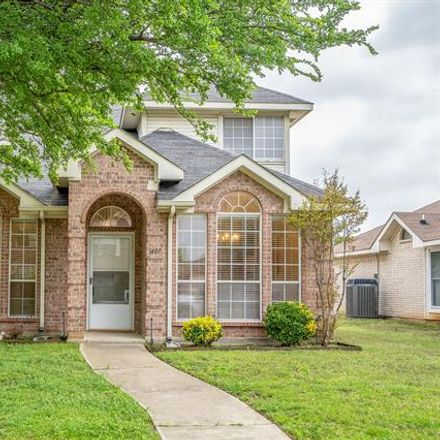 Rent this 3 bed house on 1407 Ross Drive in Lewisville, TX 75067